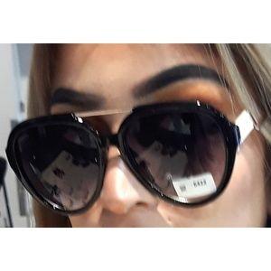 Ladies Aviator Fashion Sunglasses